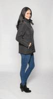 Womens Luxury Diamond Stitch Quilted Jacket db9008